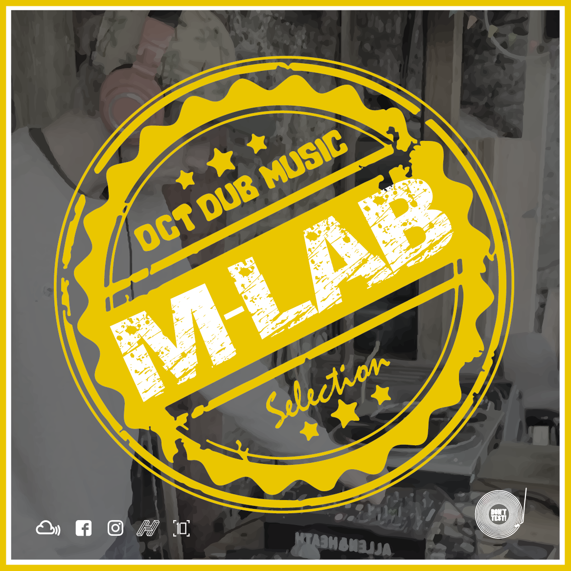 M-Lab – Oct Dub Music Selection – ManchesterLab