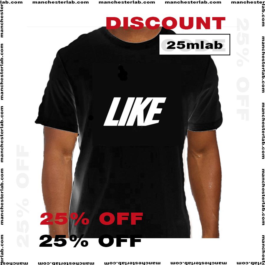 25Discount LIKE1